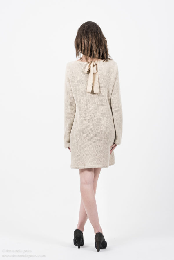 Miu Sutin hemp dress
