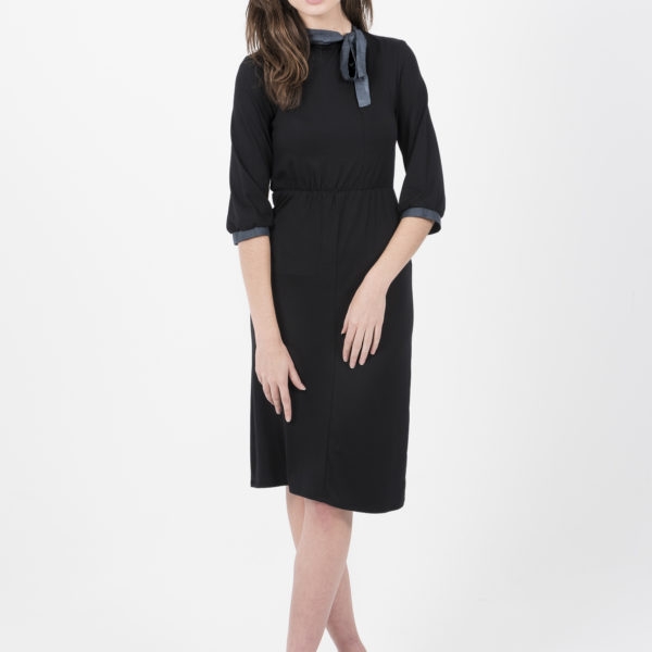 Organic midi dress Miu Sutin